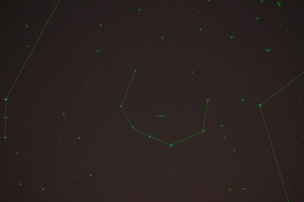 Corona Borealis (Constellation)